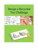 STEAM Design a Recycled Toy Challenge