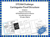STEAM Challenge: Earthquake-Proof Structure