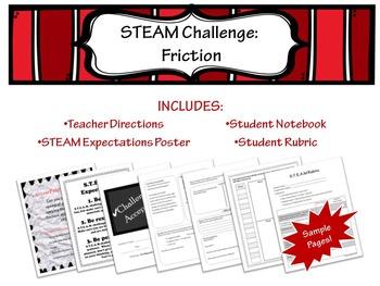 STEAM Challenge: Friction