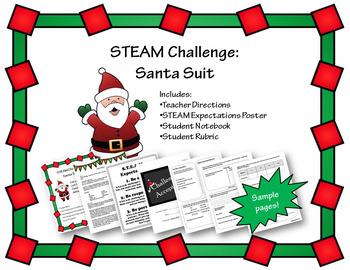 STEAM Challenge: Santa Suit