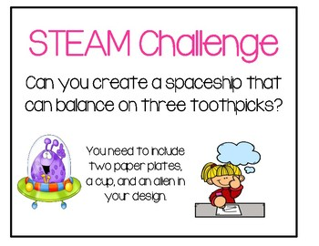 STEAM Challenge - Spaceship