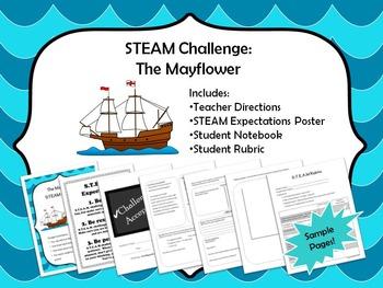 STEAM Challenge: The Mayflower