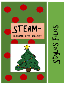 STEAM- Christmas Tree Challenge