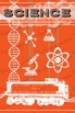 STEAM Science Classroom Poster: Modern and Bright Science Classroom Decor