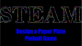 STEAM - Design a pinball game challenge