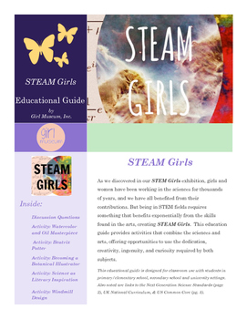 STEAM Education Museum Activity Guide