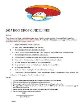 STEAM Fair Egg Drop