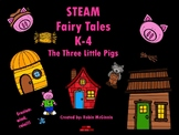 STEAM Fairy Tales with the 3 Pigs