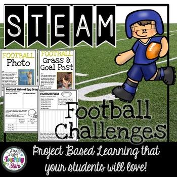 STEAM Football Challenges