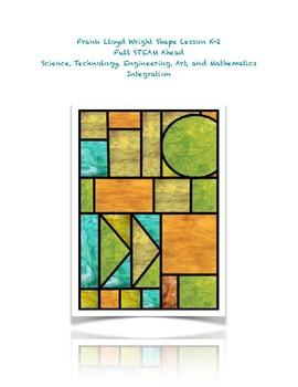 STEAM Frank Lloyd Wright Fine Arts and Mathematics Integration