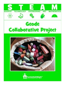 STEAM:  Geode Collaborative Project