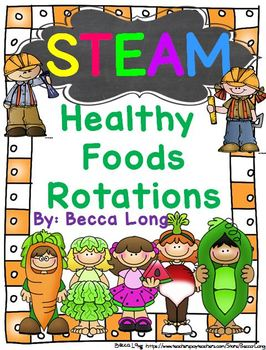 STEAM - Healthy Foods Rotations