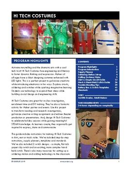 STEAM - Hi Tech Costumes