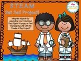 STEAM Tahnksgiving Integration Create a Ship Project