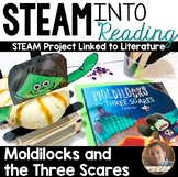 STEAM Into Reading: Halloween STEAM Project- Moldilocks and the Three Scares