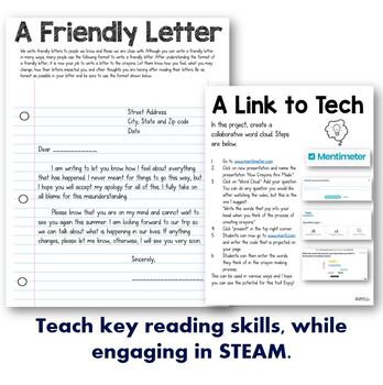 STEAM Into Reading: Linking STEAM to Books- The Day the Crayons Quit