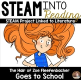STEAM Into Reading: Linking STEAM to Books- The Hair of Zoe Fleefenbacher