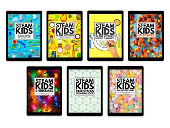 STEAM Kids All Ebook Bundle