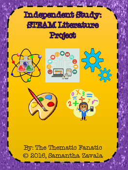 STEAM Literature Project for Independent Study