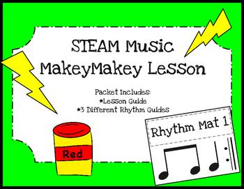 STEAM MakeyMakey Music Lesson
