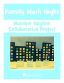 FAMILY MATH NIGHT:  Number Skyline Collaborative Project