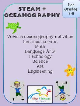 STEAM + OCEANOGRAPHY