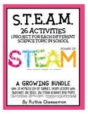 STEAM! Over 25 Activities!