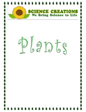 S.T.E.A.M PLANTS 5 WEEK ACTIVITIES