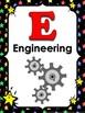 STEAM Posters #1 - STEM - Superstars Theme - King Virtue's Classroom