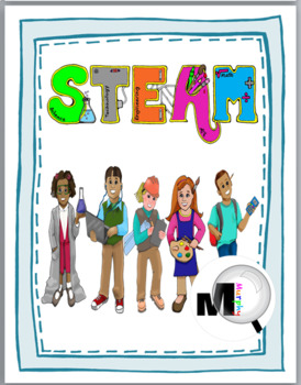 STEAM  Posters – Upper Elementary and Middle School Grades - STEM Posters