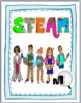 STEAM  Posters – Upper Elementary and Middle School Grades