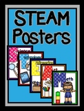 STEAM Posters-The Modern Classroom