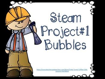 STEAM Project Bubbles