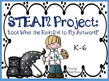 STEAM Project: Rain/ April