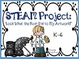 STEAM Project: Rain/ April