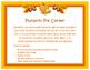 STEAM Pumpkin Pie Center