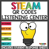 STEAM QR Codes Listening Center