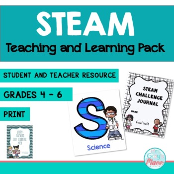 STEM / STEAM Resource Package (Teacher and Student information)