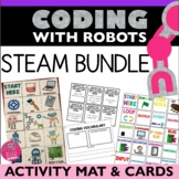 Code Activity Mat Robots