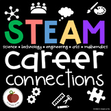 STEAM Challenges - STEM - Career Connections - Task Cards - Makerspace