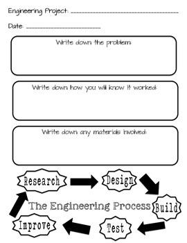 STEAM / STEM Engineering Packet