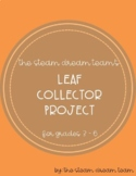 STEAM/STEM Fall Leaf Collector Project