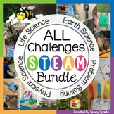 STEAM and STEM Activities Challenge Bundle