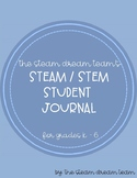 STEAM/STEM Student Journal