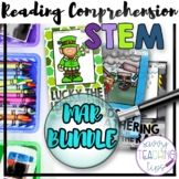STEAM STORIES BUNDLE, STEM and ELA,  March Holidays