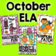 STEAM STORIES BUNDLE, STEM and ELA,  October Halloween