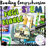 STEAM STORIES GROWING MEGA BUNDLE- STEM and ELA together