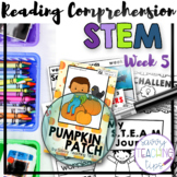 STEAM STORIES - STEM and ELA together - Week Five Pumpkin Patch