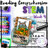 STEAM STORIES - STEM and ELA together - Week Four Brown Owl