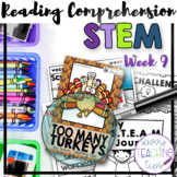 STEAM STORIES - STEM and ELA together - Week Nine Too Many